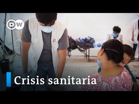 México supera el millón de contagios