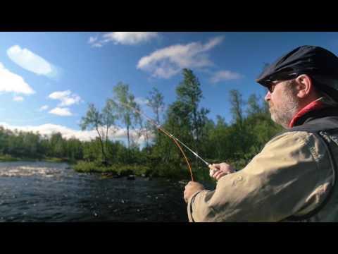 Fiska i Lofsdalen
