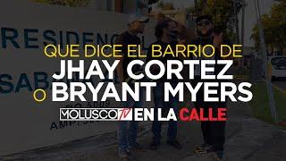 "¿ ""BRYANT MYERS o JHAY CORTEZ""  EL ENMASCARADO LLEGÓ A SABANA BAJO A PREGUNTAR ????"