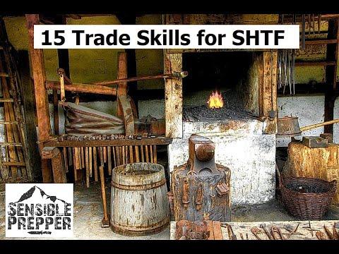 15 Needed Trade Skills For SHTF: Survival Career Change