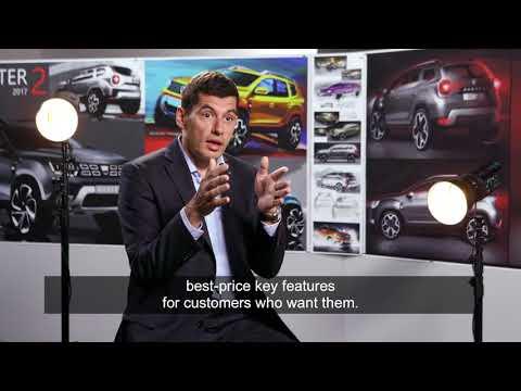 2017 - Dacia Duster - Equipements | Dacia