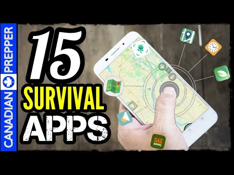 15 Must Have Survival Apps for Smartphones