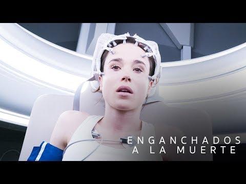 """ENGANCHADOS A LA MUERTE. ¿Qué podría salir mal"""". En cines 3 de noviembre."""