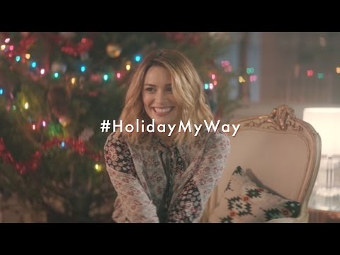 Holiday My Way Chapter 4: Christmas Eve | Rebecca Minkoff Campaign 2016 | With Arielle Vandenberg