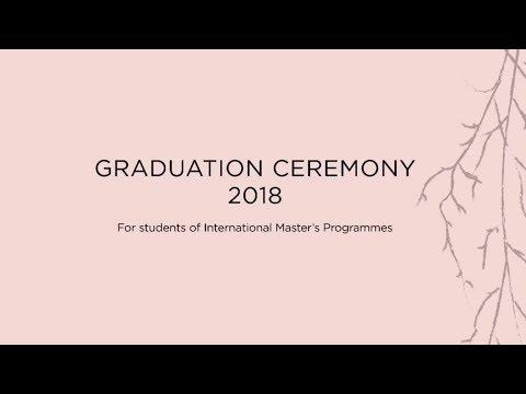 Graduation Ceremony 2018