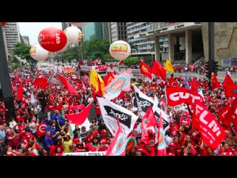 Brazil's Unions Push Back on Assault on Labor