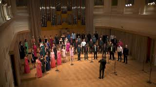 Mendelssohn: Denn er hat seinen Engeln befohlen - World Youth Choir, conducted by Zoltán Pad