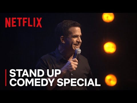 connectYoutube - Todd Glass: Act Happy | Official Trailer [HD] | Netflix