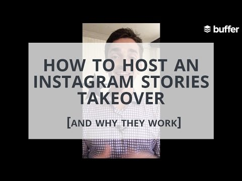 The Social Social Ep. 10 - How to Host an Instagram Stories Takeover & Why They Work