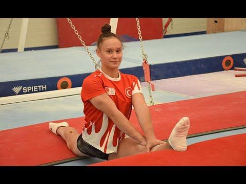 Artistik Cimnastik Milli Takımı hazır kıta