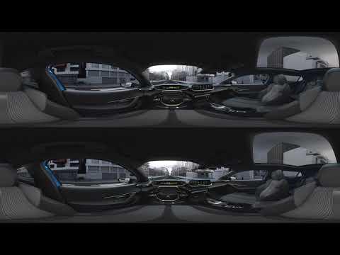 Active Safety Brake - Peugeot 2008 I VR 360