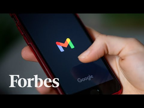 Why You Suddenly Need To Delete Gmail On Your iPhone | Straight Talking Cyber | Forbes photo
