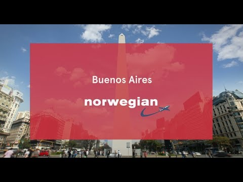 Discover Buenos Aires with Norwegian (UK)
