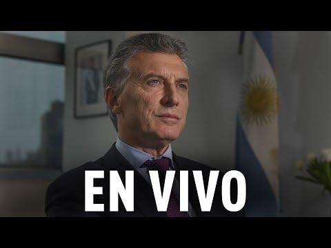 El presidente argentino, Mauricio Macri, aterriza en Moscú para iniciar su visita oficial