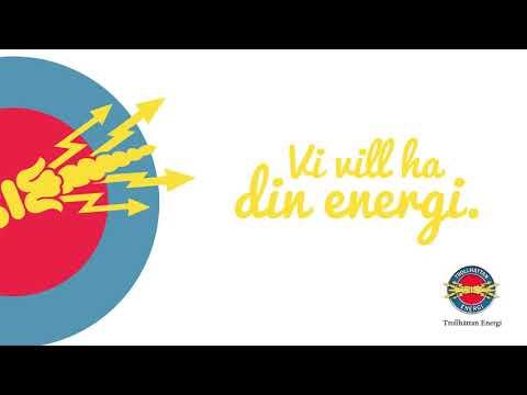 Vi vill ha din energi.