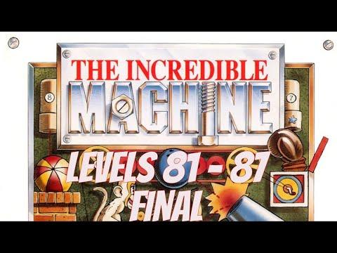 The Incredible Machine (1992) - PC - Levels 81 - 87 - Solución en español