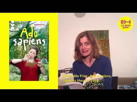 Vidéo de Raphaële Frier