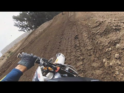 Ciaran Naran pinned until... | GoPro Onboard | TransWorld Motocross