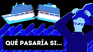 Qué pasaría si el motor de un barco falla en el océano