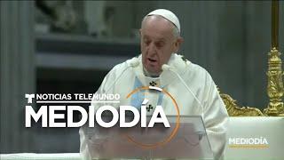 Noticias Telemundo Mediodía, 1 de enero 2020