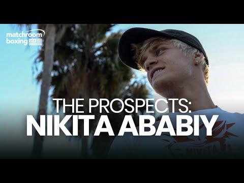 The Prospects: Nikita Ababiy