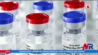 Costa Rica gestiona con Estados Unidos donación de vacunas contra el COVID-19