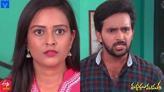 Manasu Mamata Serial Promo - 29th June 2020 - Manasu Mamata Telugu Serial - Mallemalatv - MALLEMALATV