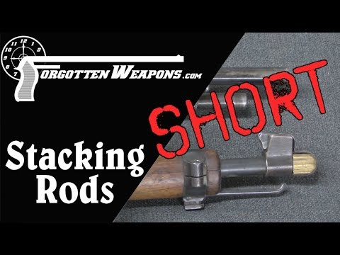 connectYoutube - Forgotten Weapons Short: Stacking Rods & Stacking Swivels
