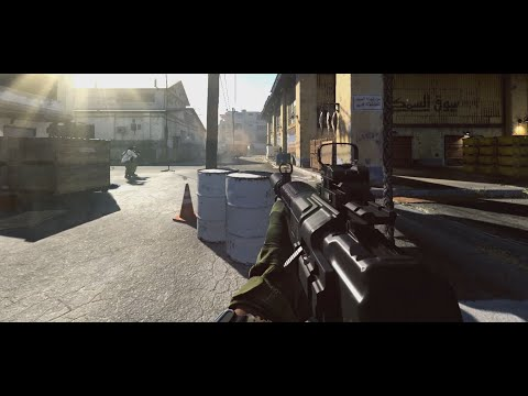 Call of Duty Modern Warfare: Online Multiplayer Gameplay (No Commentary rYu)