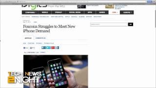 Tech Feed for September 18, 2014: Tech News 2night 175