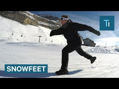 These Shoes Combine Inline Skates With Skis