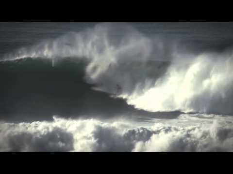 Worst Wipeouts! Big Wave Surfing- Nelscott Reef 2013