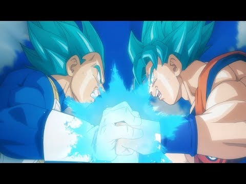Now We Know The Outcome To The Goku VS Vegeta Final Fight At The End Of Dragon Ball Super. Kinda.
