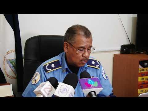 Conferencia incautación de Marihuana Bo  Altagracia   Managua 11-06-2021