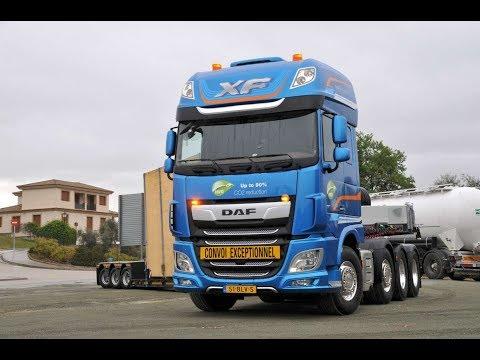 DAF Trucks in Malaga