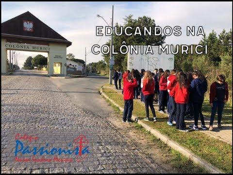 Educandos na Colônia Murici