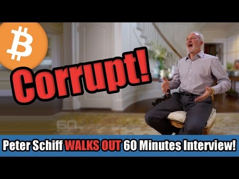 Peter schiff on cryptocurrency