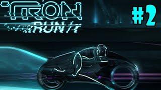 TRON RUN/r - Walkthrough - Part 2 - TRON City: Disc 02 (PC HD) [1080p60FPS]