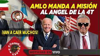 ¡NOTICIA DEL MOMENTO! AMLO MANDA A MISIÓN IMPORTANTE A SANTIAGO NIETO A GUATEMALA ¡TE SORPRENDERÁS!
