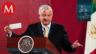 Liópez Obrador se disculpó por restar importancia al tema de los feminicidios   Uno hasta el fondo
