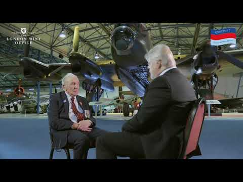 In Conversation with George 'Johnny' Johnson MBE, Britain's Last Remaining Dambuster