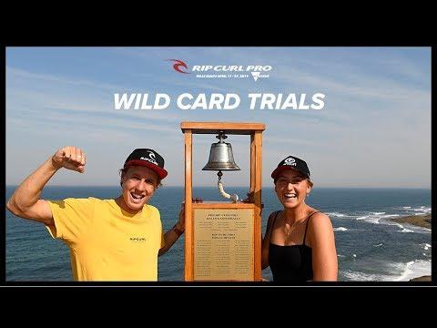 Rip Curl Pro Bells Beach Wildcard Trials 2019