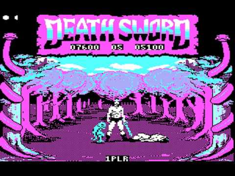 Death Sword (a.k.a. Barbarian: The Ultimate Warrior) (Palace Software) (MS-DOS) [1988]