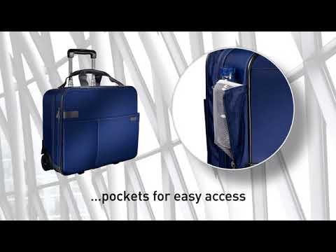 Leitz Complete Carry-On Trolley Smart Traveller - EN