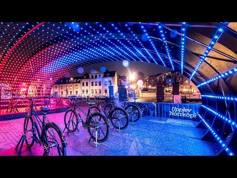 Norrköping Light Festival 2017 - 2018