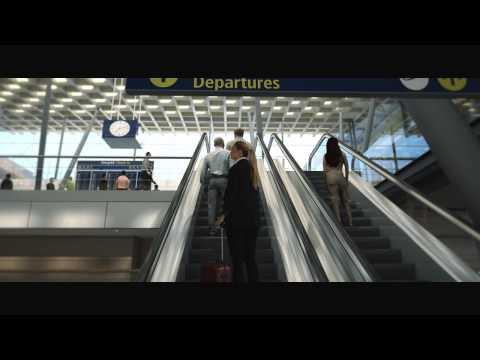 """Velkommen til """"nye"""" Oslo Lufthavn"""