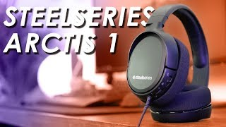 vidéo test SteelSeries Arctis 1 par GamerTech