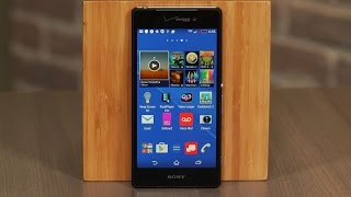 Verizon-exclusive Sony Experia Z3v: an excellent waterproof phone, but not quite a Z3