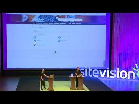 Maximera ditt intranät med Social Collaboration - SiteVisiondagarna 2016