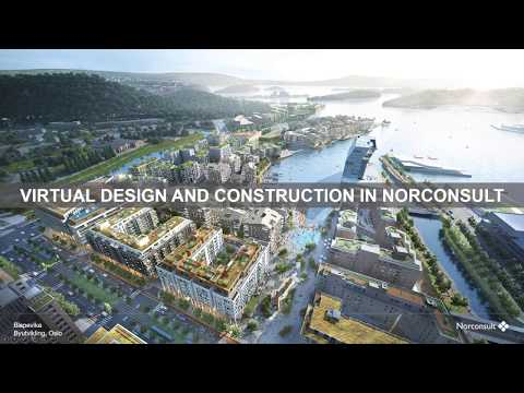VDC-kurs Norconsult 2019